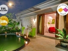 Bali: $285 for Two Pax 3D2N 4-Star The Widyas Private Pool Villa Stay w/ Breakfast & Airport Transfer