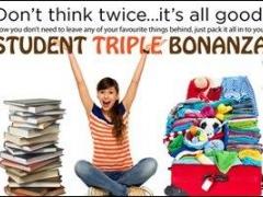 Student Triple Bonanza!