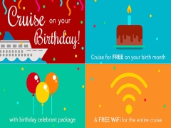 Cruise on for FREE on your Birthday with Star Cruises