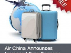 Air China Announces Increased Free Baggage Allowance: New Baggage Policy Departing From Singapore