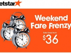 Weekend Fare Frenzy! Cheap Fares from $36!