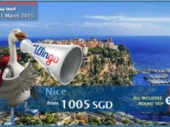 Nice Special Offer from 1,005 SGD with Turkish Airlines