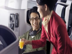 Two-to-Travel Business Class Advance Purchase Fares from SGD558 on Cathay Pacific