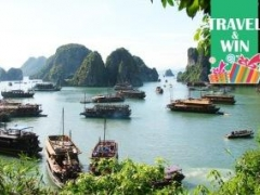 Hanoi: 4D3N An Hung Hotel Stay & Flight