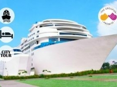 Batam: $38 /pax for 2D1N Pacific Palace Stay w/ Ferry, Pier Transfer & City & Shopping Tour