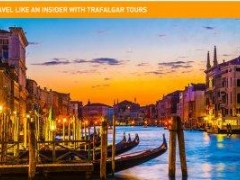 Travel like an insider with Trafalgar Tours, SAVE up to 12% when you book with MasterCard by 12 Feb 2015