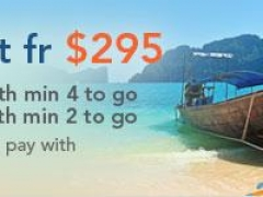 Fly to Phuket from $295, Get Free Instant Camera & Dream Catcher