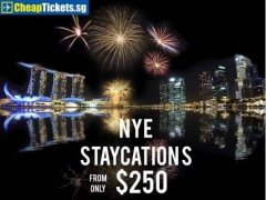 New Year Eve Staycations from $250