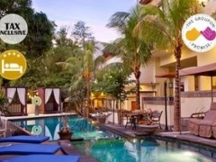 Bali: $218 for 2Pax 3D2N 4-Star Cattleya Suite by Marbella One-Bedroom Pool Suite Stay w/ Breakfast