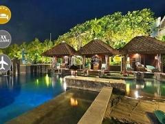 Bali: Hard Rock Hotel & Flights