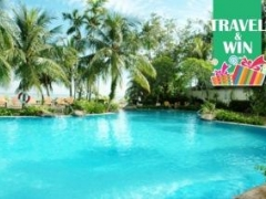 Penang: 3D2N 4-Star Rainbow Paradise Beach Resort Stay & 2 way Flight
