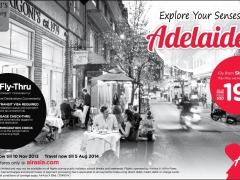 Explore Your Senses at Adelaide