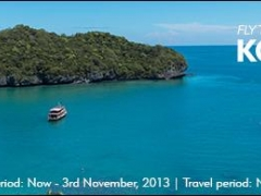 Fly to Koh Samui All-in from $508
