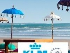 Pack your Bags and Fly to Bali with KLM