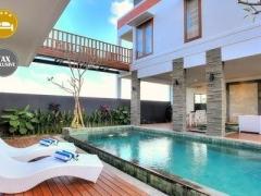 Bali: 4* Pool Villa in Canggu