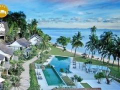 Batam: 4* Beach Resort with Ferry