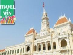 Ho Chi Minh: 4D3N Queen Ann Hotel Stay & Flight