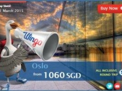Oslo Special Offer from 1,060 SGD All Inclusive Round Trip