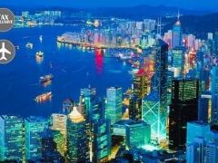 HK: United Airlines Return Flight