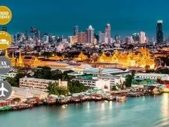 Thailand: Twin Hotel Stay & Flights