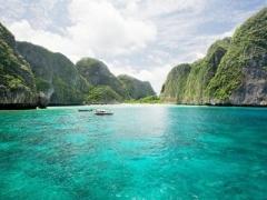 Phuket Add-On Land Tour: $65 per pax for 1 Day Koh Phi Phi, Maya Bay and Khai Island Tour