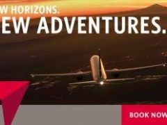New Horizons. New Adventures.