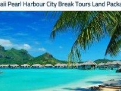 5D4N Hawaii Pearl Harbour City Break Tours Land Package from S$ 368