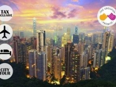 Hong Kong: $479 nett/pax 3D2N Hotel Stay w/ Cathay Pacific Flight, Airport Transfer & City Tour