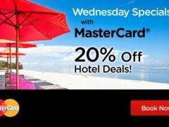 AirAsiaGo  MasterCard Exclusive 20% OFF Hotel Deals!