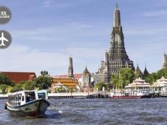 Bangkok: Hotel Stay + Flights