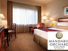 Mandarin Orchard Singapore: 20% off Best Available Rate for Meritus Club Room and above with HSBC credit cards