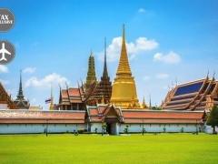 Bangkok: Berkeley Hotel + Flights