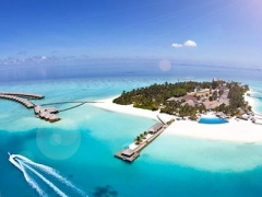 4D3N Maldives [Hotel & Flight]: $1268 per pax for 4D3N stay at 5-Star Paradise Island Resort & Spa with Perks