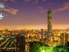 Taipei: Return SIA Flights & Taxes