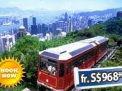 5D4N Hong Kong Air Package Special Departure: 29 Nov - 03 Dec 2013