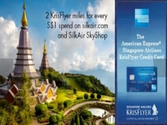 Enjoy Your Travel with American Express and Fly from SGD162 on SilkAir