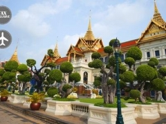 BKK $399 Choice of Hotel + Flights