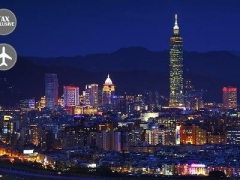 Taipei: Cathay Pacific Flights