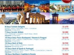Europe Red Hot Specials