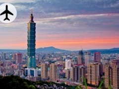 Flight to Taipei: $288 per pax for 2 Way Cathay Pacific Flight with Check-In Baggage