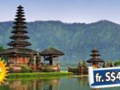 4D3N Bali Special Departure: 13 Dec - 16 Dec 2013