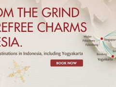 Escape from the grind to the carefree charms of Indonesia.