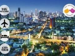 Bangkok: 4D3N Grand Alpine or myhotel Pratunam Stay w/ Singapore Airlines Flight