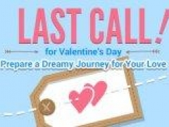 Last Call for Valentine's Day - Bangkok, Tokyo & Singapore Hotels from S$53 up!