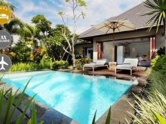 Seminyak: 4* Pool Villa + Flights