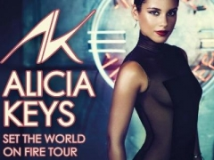 KL: $60 for One Ticket to Alicia Keys