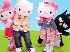 $25 per pax for Admission to Sanrio Hello Kitty Town! (U.P. $38)