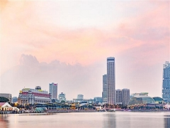 Weekend Bed and Breakfast with 20% Savings in Swissotel The Stamford Singapore