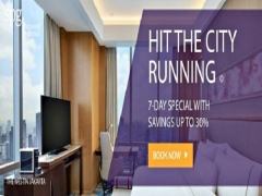 7 Day Special with 30% Savings from Sheraton Hotel Singapore