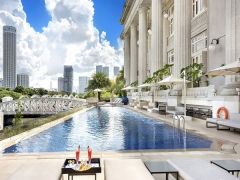 Enjoy 25% off Best Available Rates in The Fullerton Hotel Singapore this June